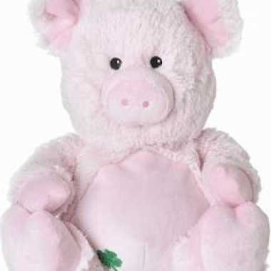 Opwarmbare knuffel varkens